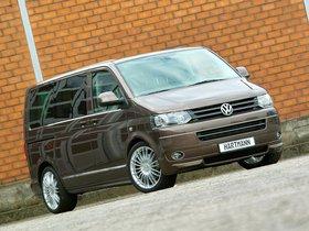Ver foto 4 de Hartmann Volkswagen T5 Multivan Vansports Prime 2012