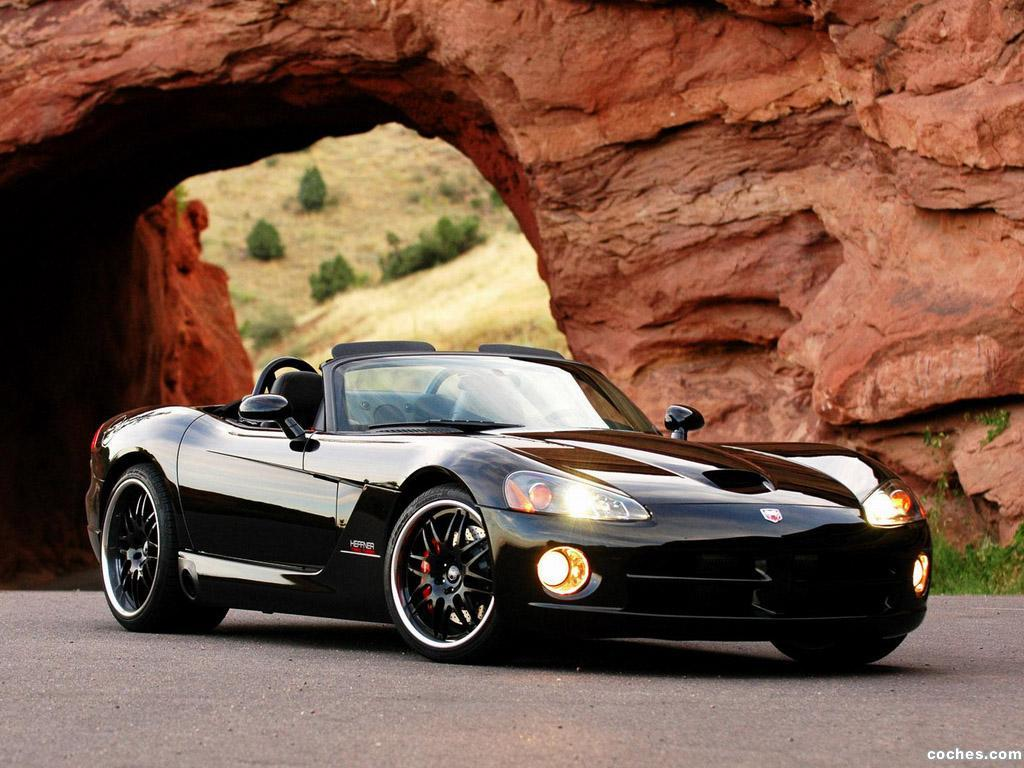 Foto 0 de Dodge Heffner Viper Twin Turbo SRT10 2004