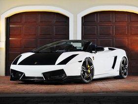 Ver foto 1 de Heffner Lamborghini Gallardo Spyder Twin Turbo 2011