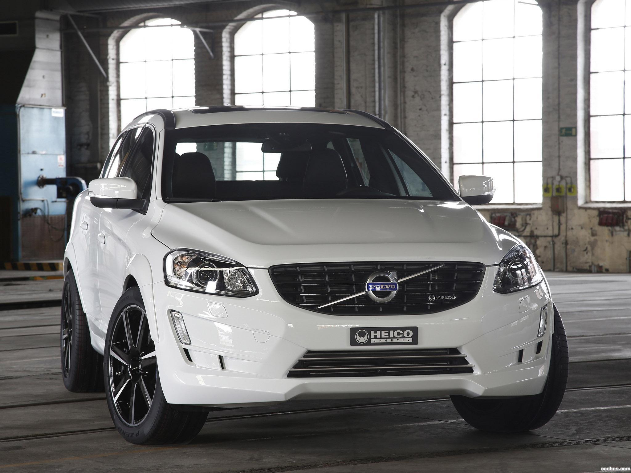 Foto 0 de Heico Sportiv Volvo XC60 2013