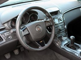 Ver foto 20 de Hennessey Cadillac CTS-V Coupe VR1200 Twin Turbo 2012
