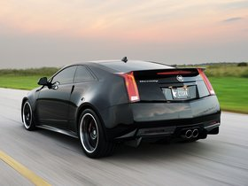 Ver foto 11 de Hennessey Cadillac CTS-V Coupe VR1200 Twin Turbo 2012