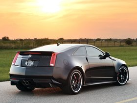 Ver foto 10 de Hennessey Cadillac CTS-V Coupe VR1200 Twin Turbo 2012