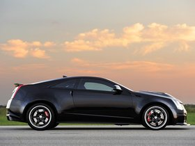 Ver foto 7 de Hennessey Cadillac CTS-V Coupe VR1200 Twin Turbo 2012