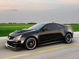 Ver foto 6 de Hennessey Cadillac CTS-V Coupe VR1200 Twin Turbo 2012