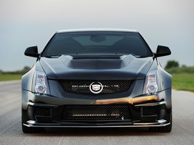 Ver foto 5 de Hennessey Cadillac CTS-V Coupe VR1200 Twin Turbo 2012