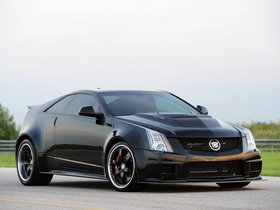 Ver foto 3 de Hennessey Cadillac CTS-V Coupe VR1200 Twin Turbo 2012