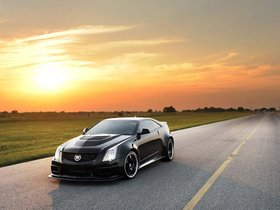 Ver foto 16 de Hennessey Cadillac CTS-V Coupe VR1200 Twin Turbo 2012