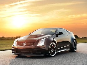 Ver foto 15 de Hennessey Cadillac CTS-V Coupe VR1200 Twin Turbo 2012