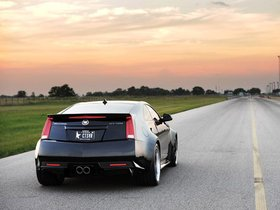 Ver foto 14 de Hennessey Cadillac CTS-V Coupe VR1200 Twin Turbo 2012