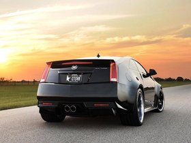Ver foto 12 de Hennessey Cadillac CTS-V Coupe VR1200 Twin Turbo 2012