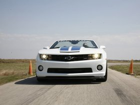 Ver foto 8 de Chevrolet Camaro Convertible HPE600 by Hennessey 2011