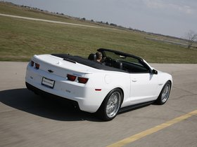 Ver foto 6 de Chevrolet Camaro Convertible HPE600 by Hennessey 2011