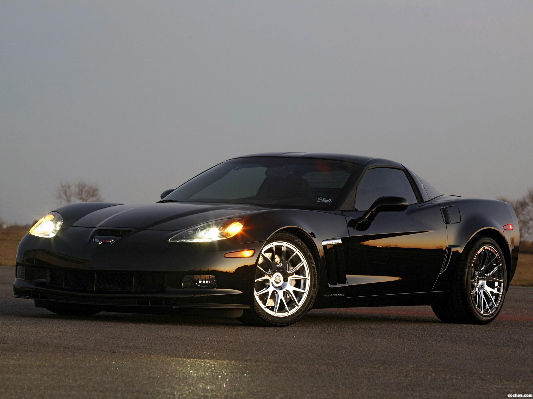 Foto 0 de Hennessey Chevrolet Corvette Grand Sport C6 2011