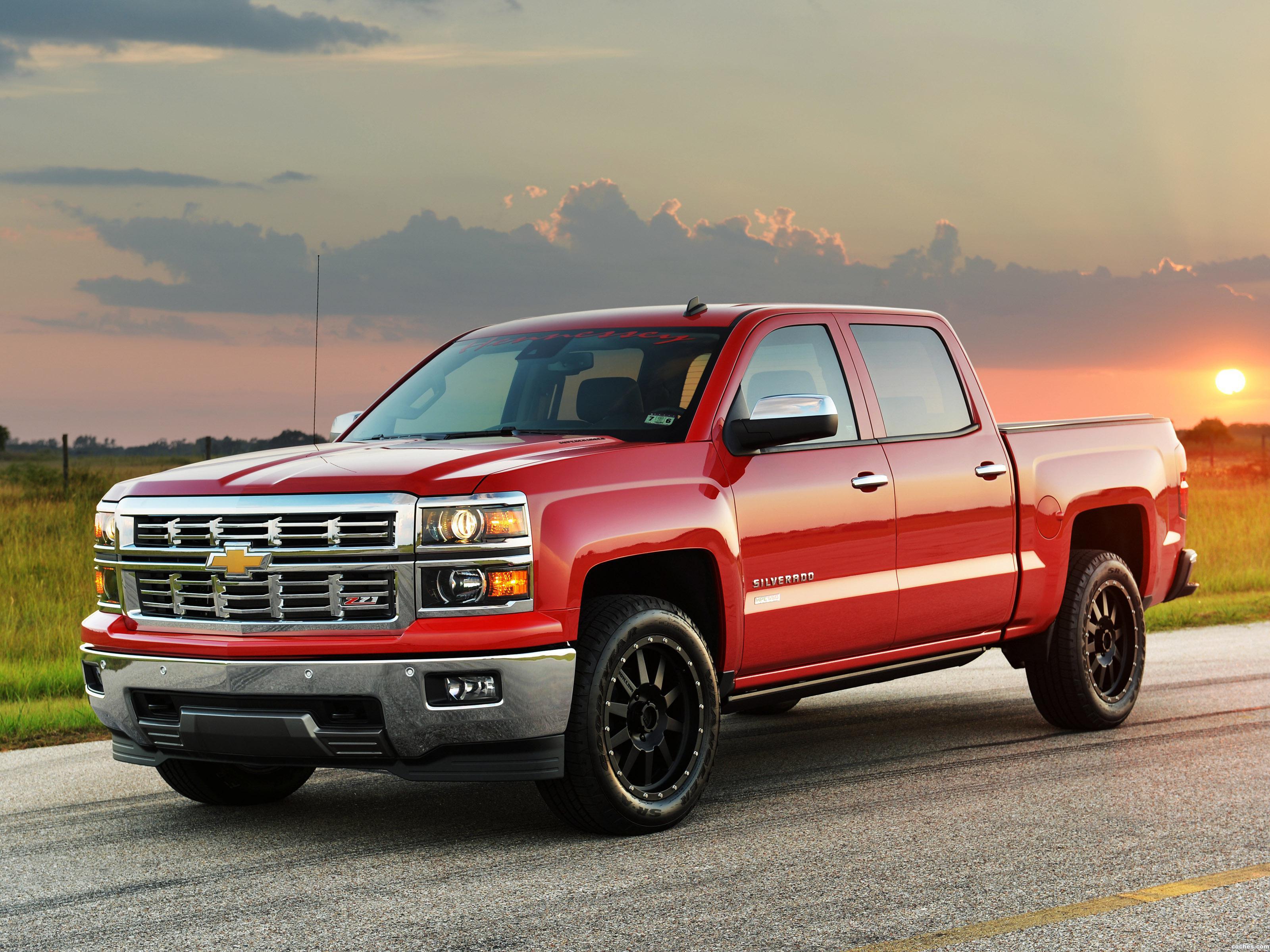 Foto 0 de Hennessey Chevrolet Silverado HPE550 2014