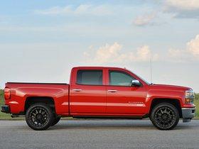 Ver foto 3 de Hennessey Chevrolet Silverado HPE550 2014