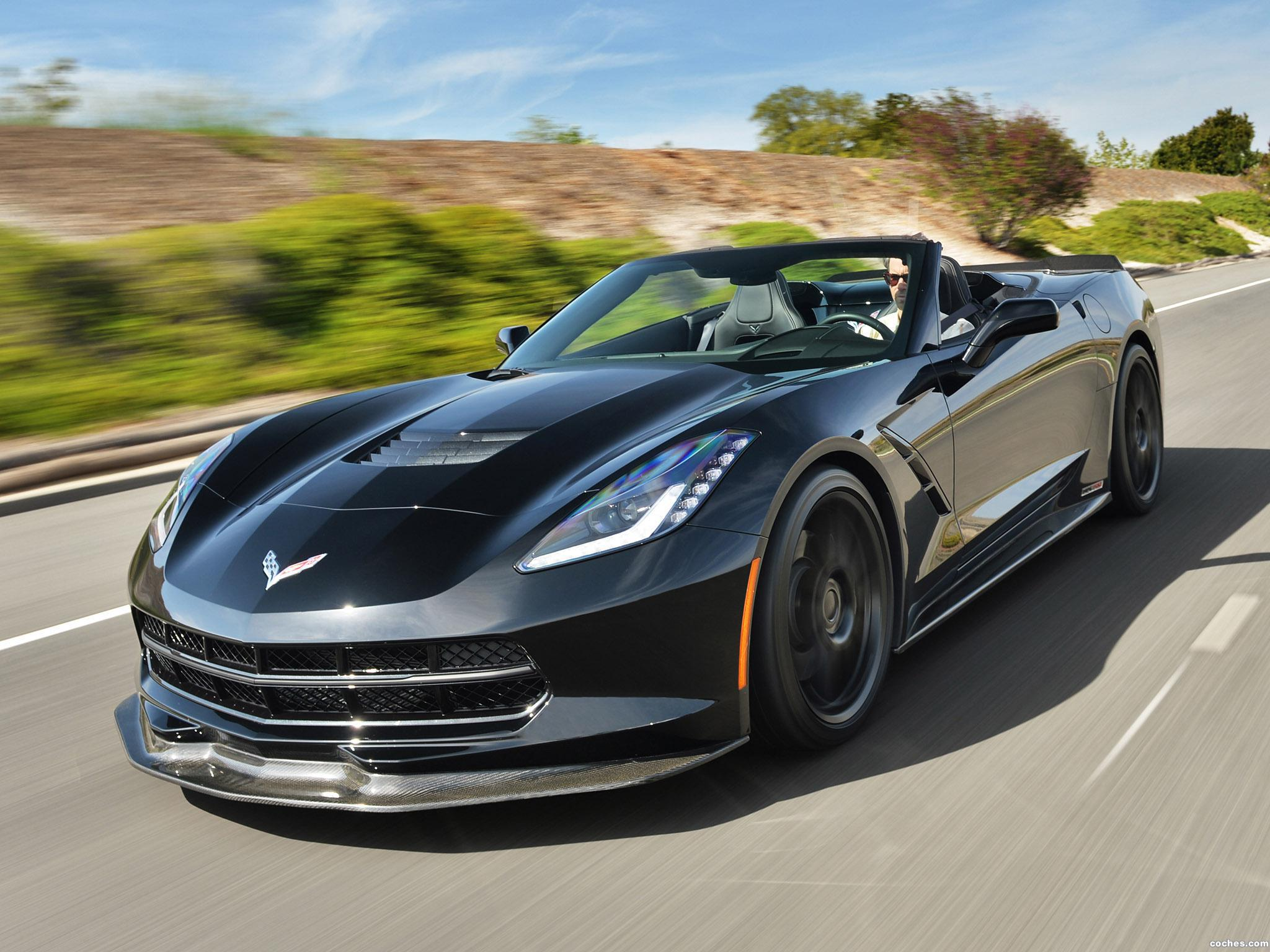 Foto 0 de Hennessey Chevrolet Corvette Stingray Convertible HPE700 Sup 2014