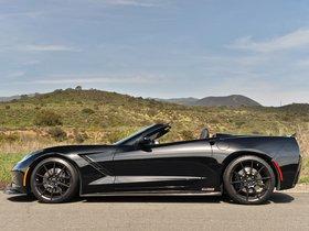Ver foto 2 de Hennessey Chevrolet Corvette Stingray Convertible HPE700 Sup 2014