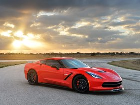 Ver foto 12 de Hennessey Chevrolet Corvette Stingray HPE700 Twin Turbo C7 2014