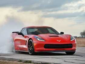 Ver foto 1 de Hennessey Chevrolet Corvette Stingray HPE700 Twin Turbo C7 2014