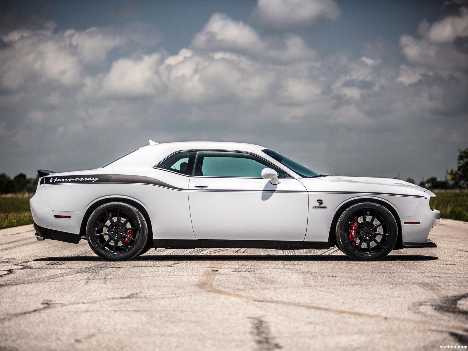 Foto 5 de Hennessey Performance Dodge Challenger SRT Hellcat HPE850 2016