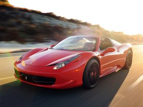Fotos de Hennessey Ferrari 458 Spider HPE700 Twin Turbo 2013