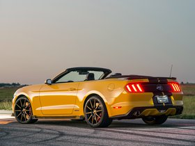 Ver foto 2 de Hennessey Performance Ford Mustang GT Convertible HPE750 2015
