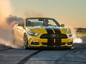 Fotos de Hennessey Performance Ford Mustang GT Convertible HPE750 2015