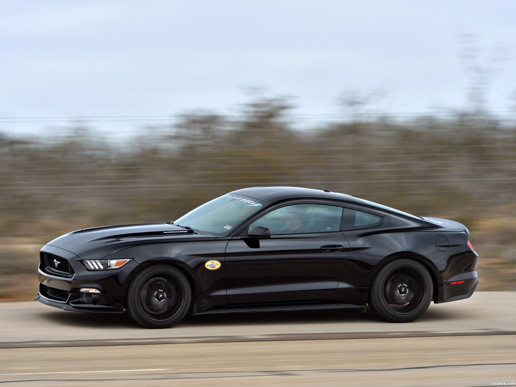 Foto 3 de Hennessey Performance Ford Mustang GT HPE700 2015