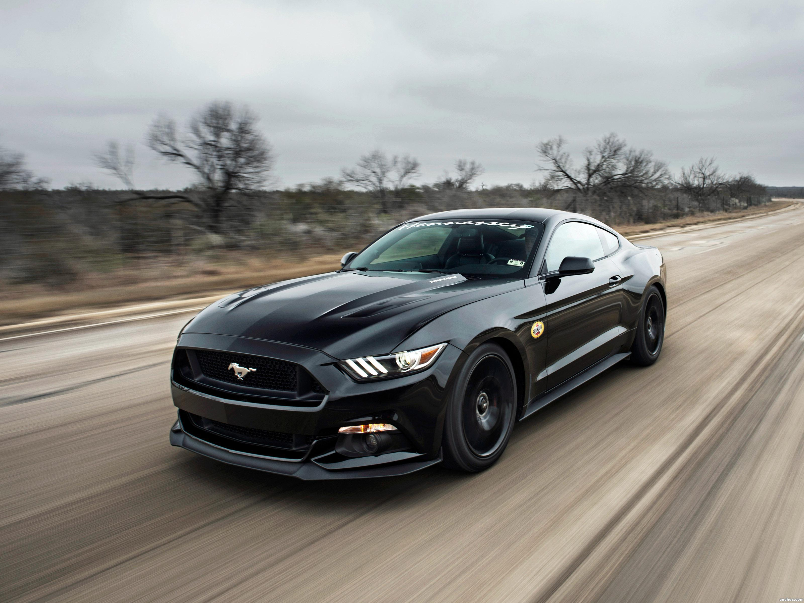 Foto 0 de Hennessey Performance Ford Mustang GT HPE700 2015