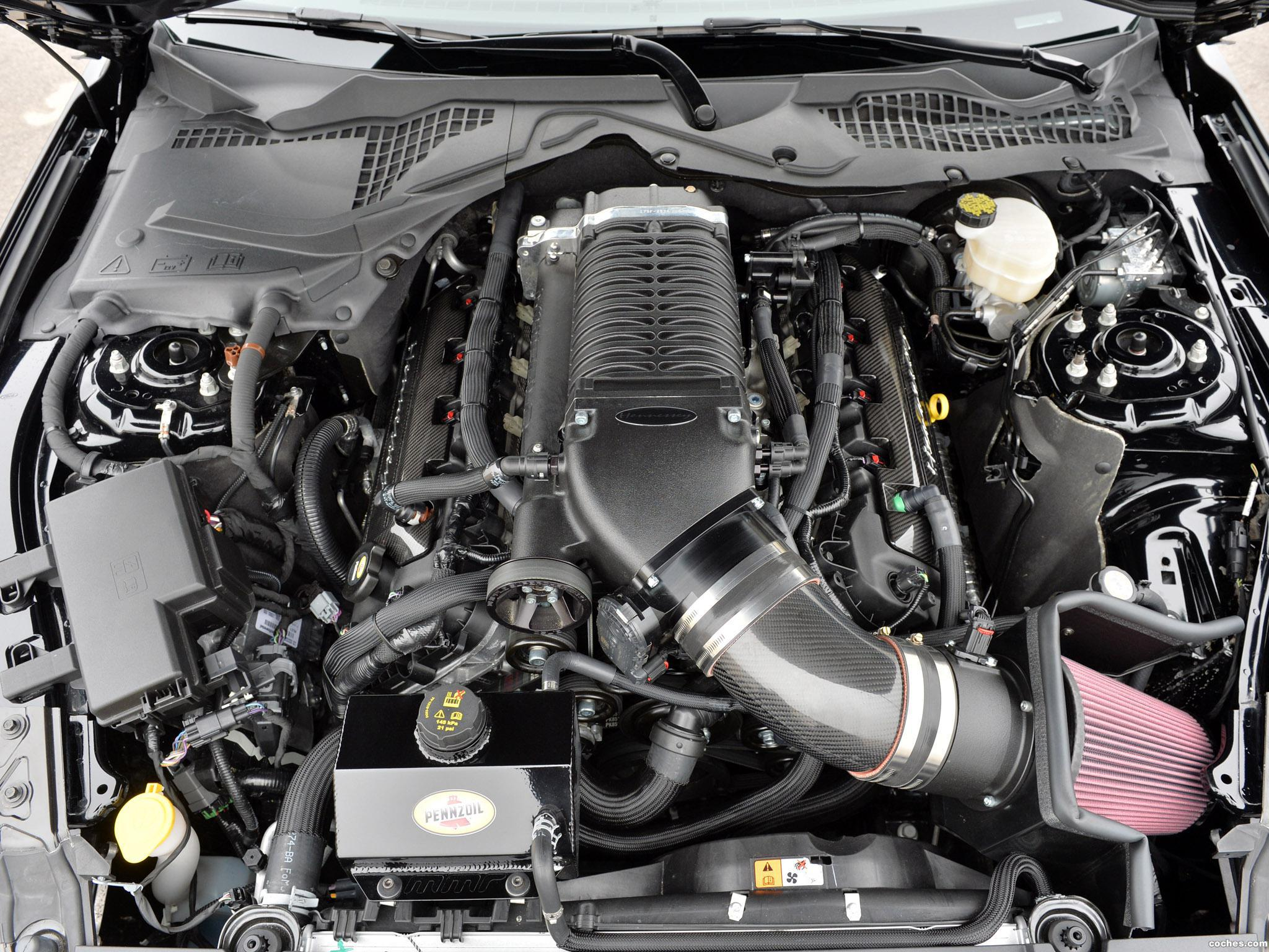 Foto 11 de Hennessey Performance Ford Mustang GT HPE700 2015