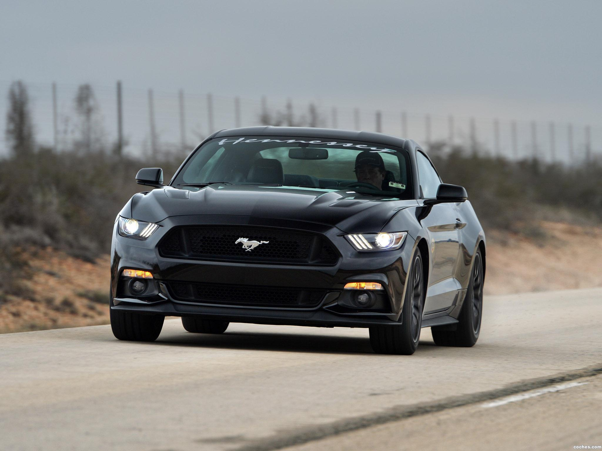 Foto 10 de Hennessey Performance Ford Mustang GT HPE700 2015