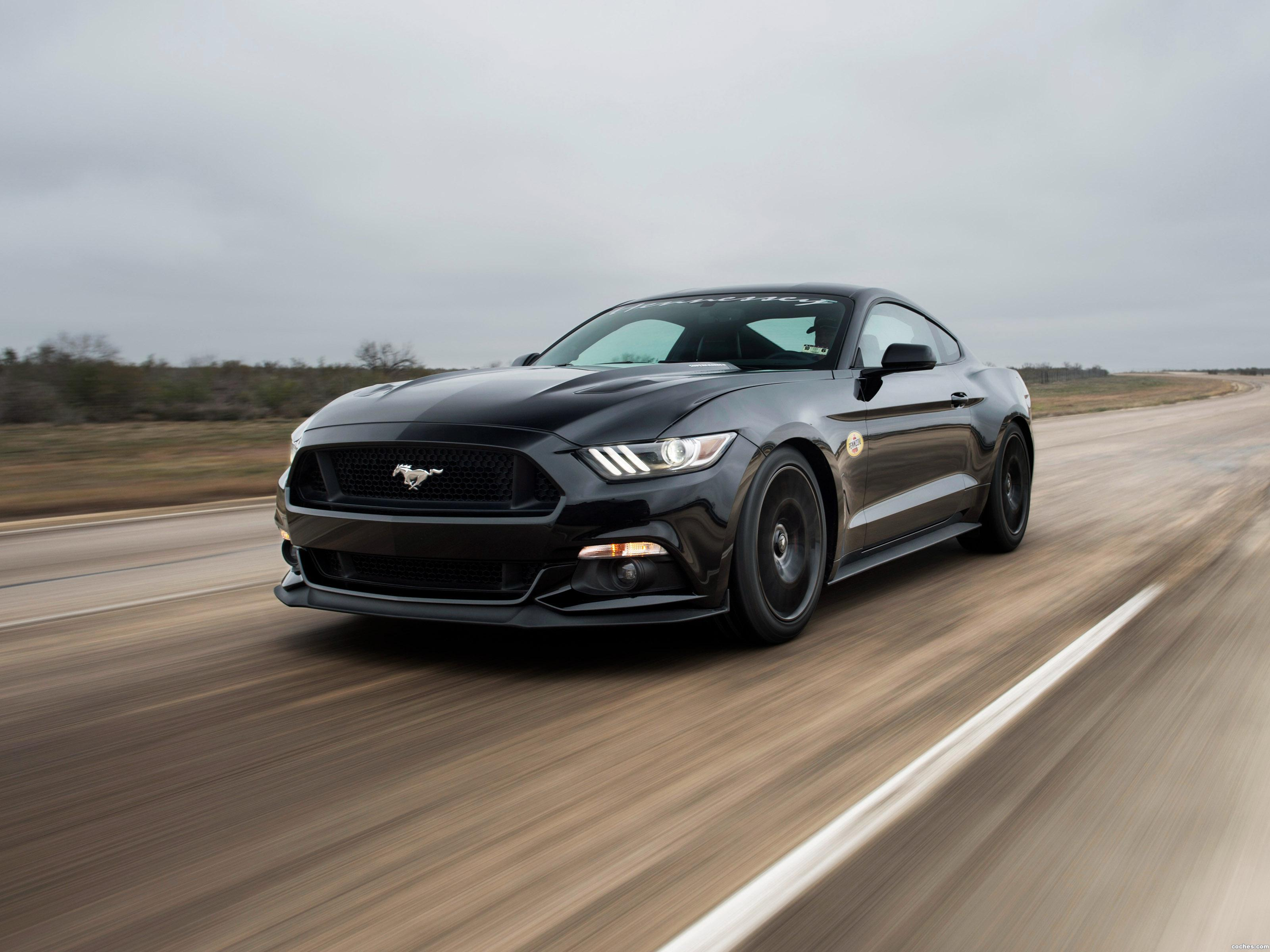 Foto 8 de Hennessey Performance Ford Mustang GT HPE700 2015