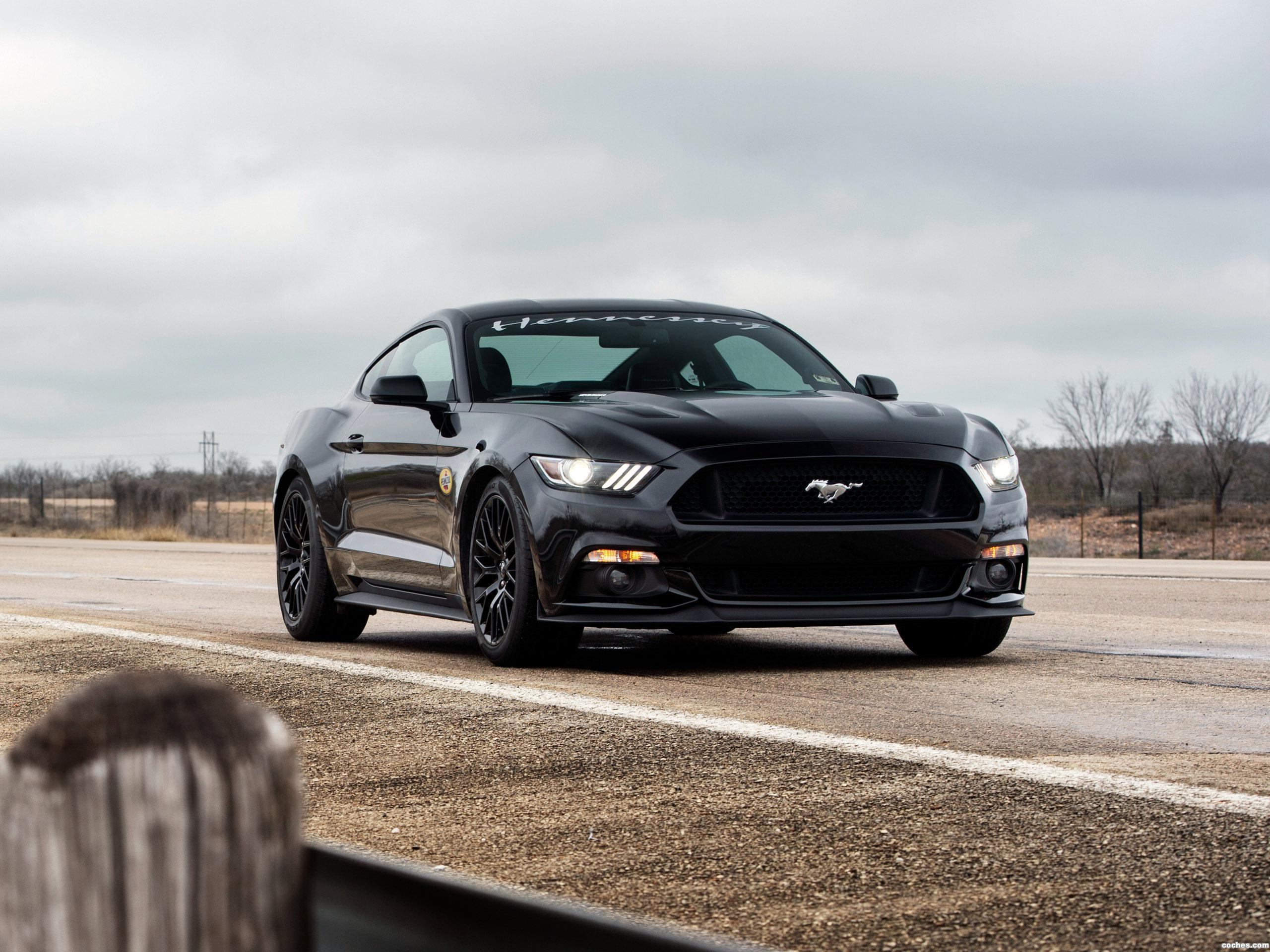 Foto 5 de Hennessey Performance Ford Mustang GT HPE700 2015