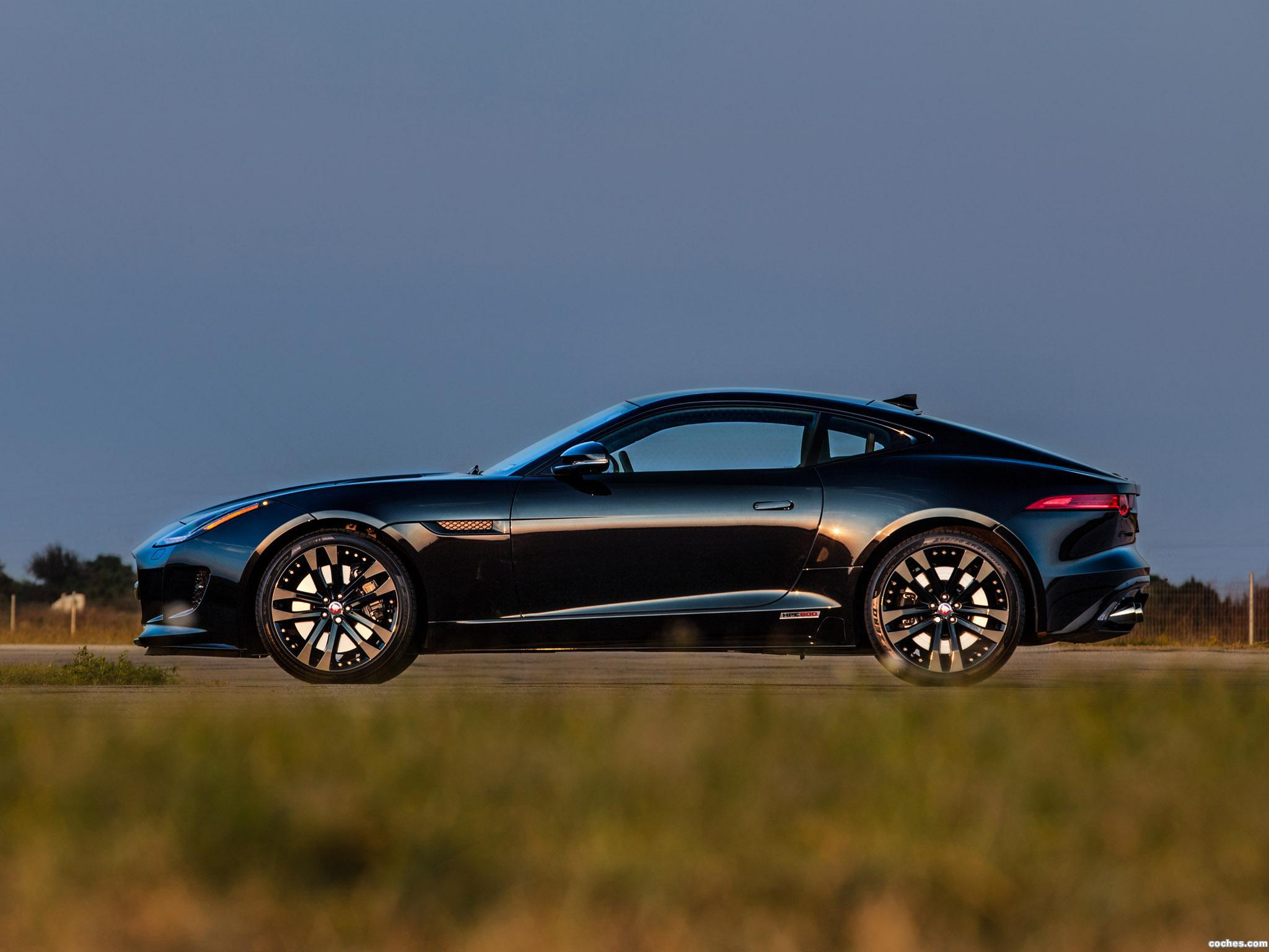 Foto 3 de Hennessey Performance Jaguar F-Type R Coupe HPE600 2014