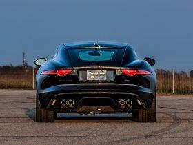 Ver foto 2 de Hennessey Performance Jaguar F-Type R Coupe HPE600 2014