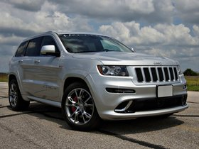 Fotos de Hennessey Jeep Grand Cherokee SRT8 392 HPE650 2013