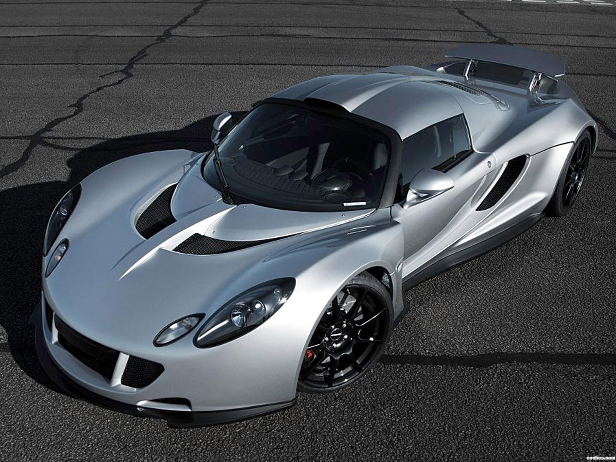 Foto 0 de Hennessey Venom GT 2010