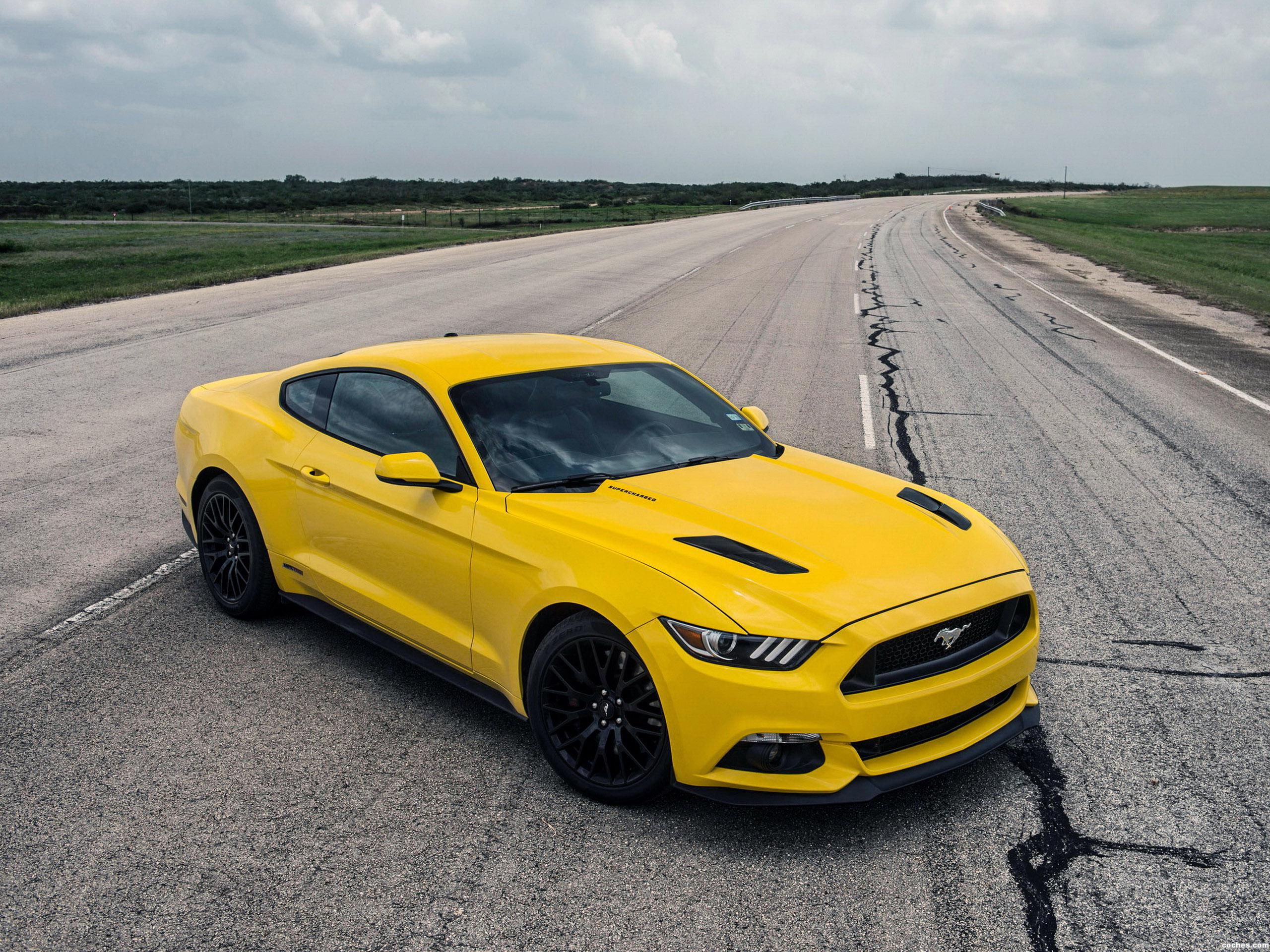 Foto 0 de Hennessey Performance Ford Mustang GT HPE750 2015