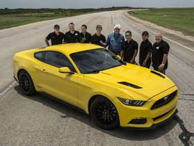 Ver foto 4 de Hennessey Performance Ford Mustang GT HPE750 2015