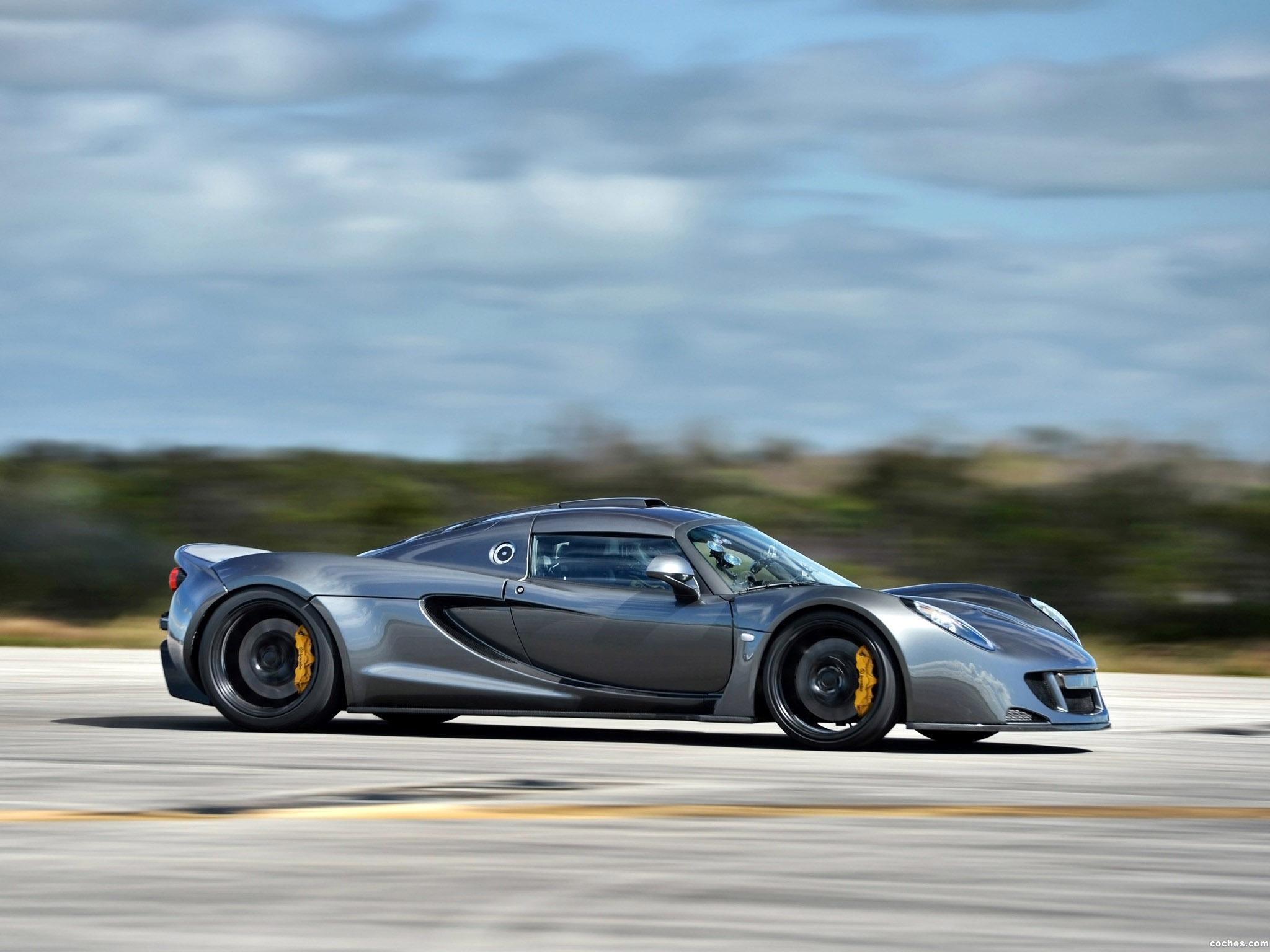 Foto 6 de Hennessey Performance Venom GT World Speed Record Car 2014