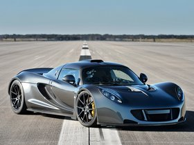 Ver foto 3 de Hennessey Performance Venom GT World Speed Record Car 2014