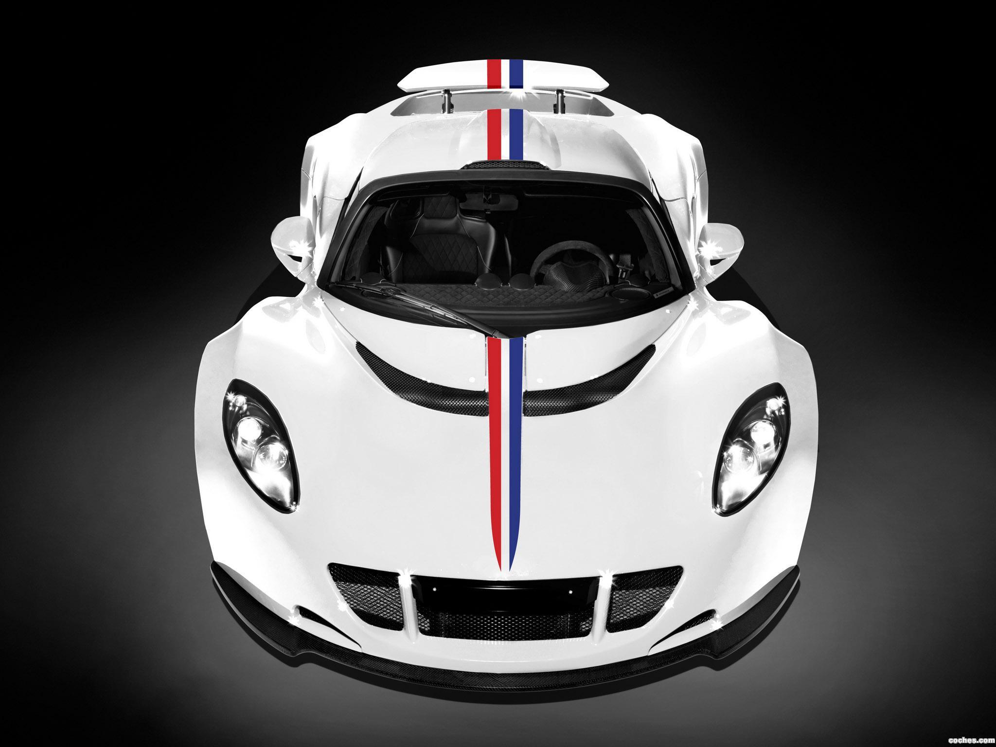 Foto 0 de Hennessey Performance Venom GT World's Fastest Car 2014
