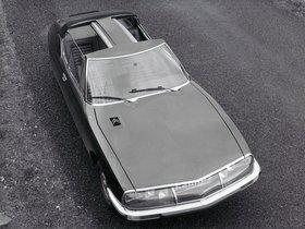 Ver foto 8 de Citroen Heuliez SM Espace Concept 1971