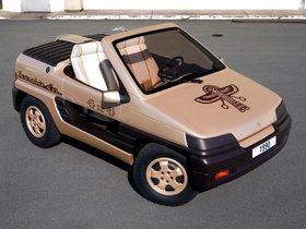 Ver foto 1 de Citroen Heuliez Scarabee d or Concept 1990
