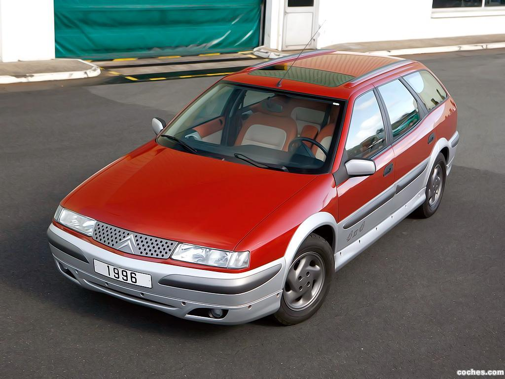Foto 0 de Heuliez Citroen Xantia Break 4x4 Buffalo Prototype 1996