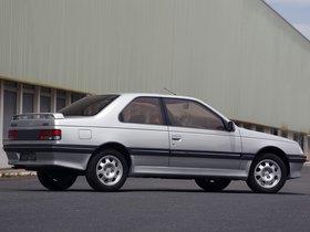 Ver foto 3 de Peugeot Heuliez 405 Coupe Concept 1988