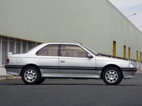 Ver foto 2 de Peugeot Heuliez 405 Coupe Concept 1988