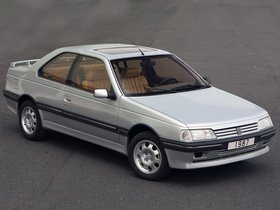 Ver foto 1 de Peugeot Heuliez 405 Coupe Concept 1988