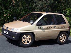 Fotos de Peugeot Heuliez 4×4 Agades Concept 1989